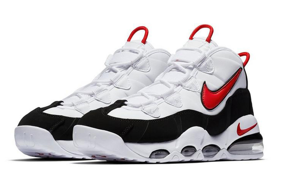 new product 426aa 8ef3a The Nike Air Max Uptempo 95 'Chicago' is Available Now ...