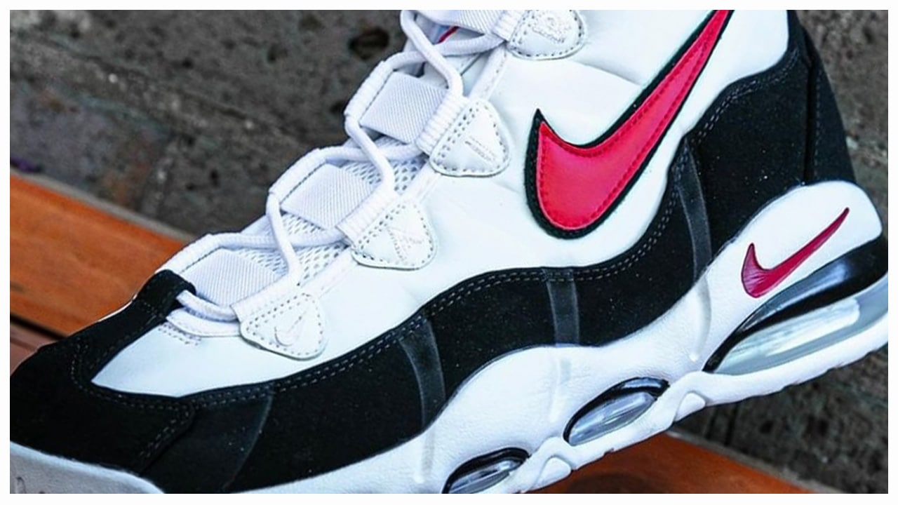 cheap for discount 61d24 5d2f8 The Nike Air Max Uptempo 95 'Chicago' to Release on June 15 ...