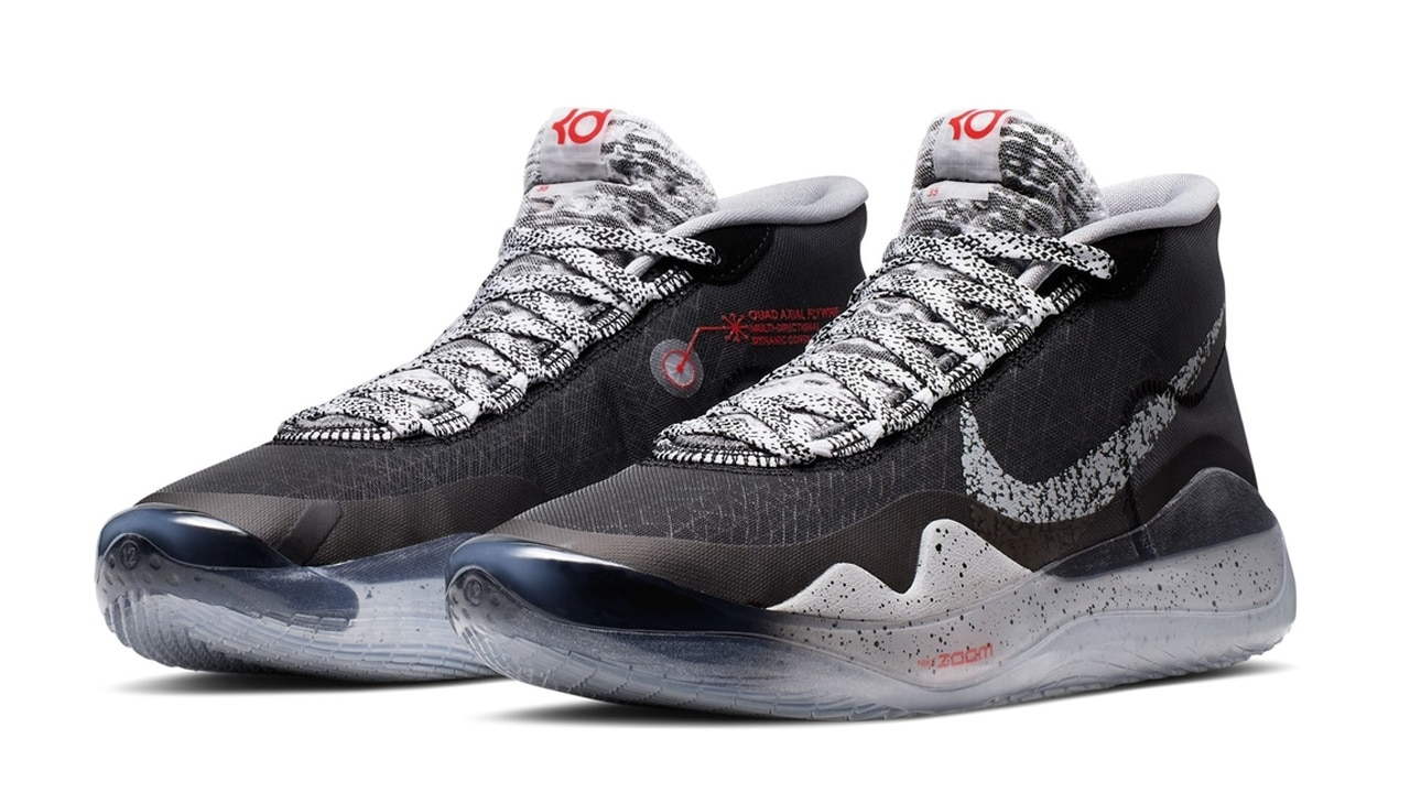 Nike KD 12 First Look Kevin Durant Shoes |