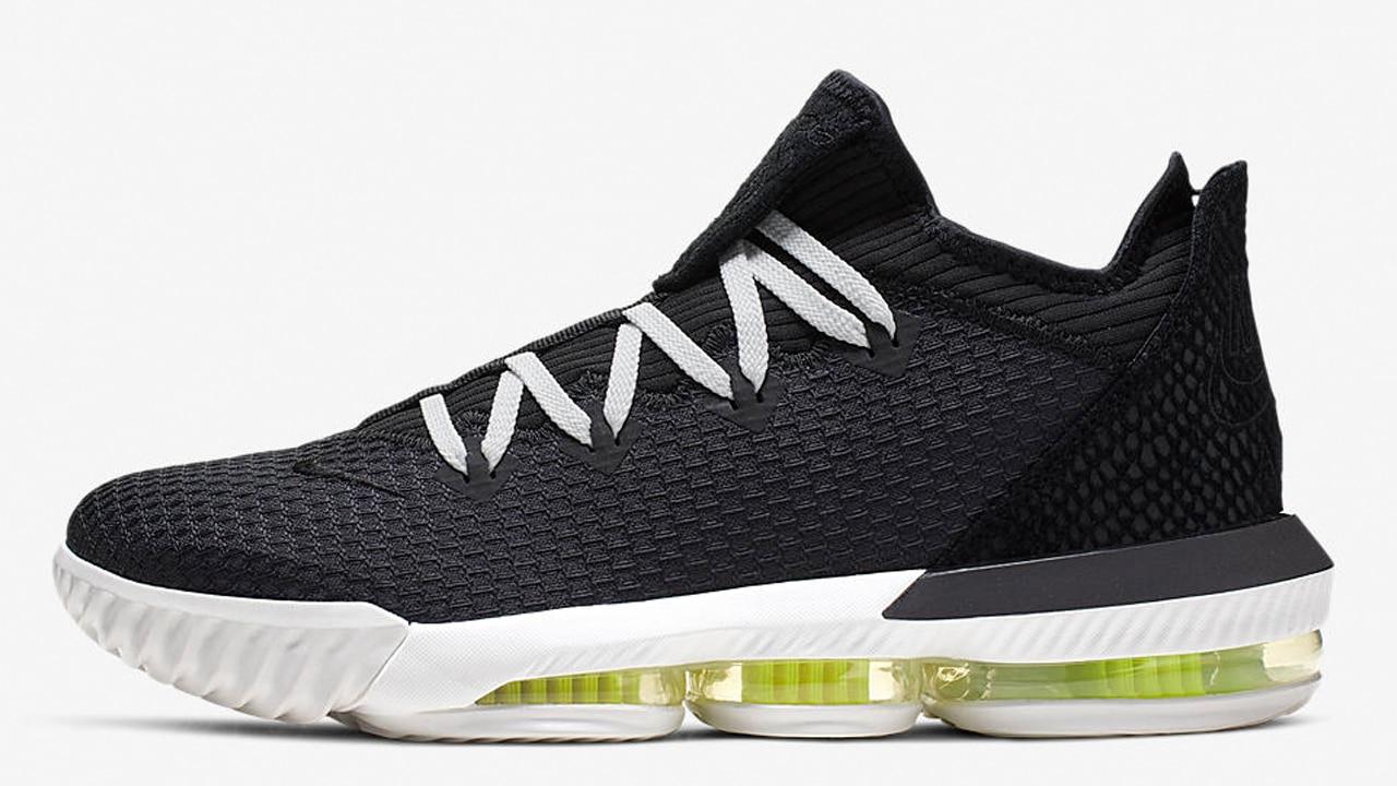 online store 7c291 dbab9 Nike Lebron 16 Low Pay Tribute | Rowlandayso215