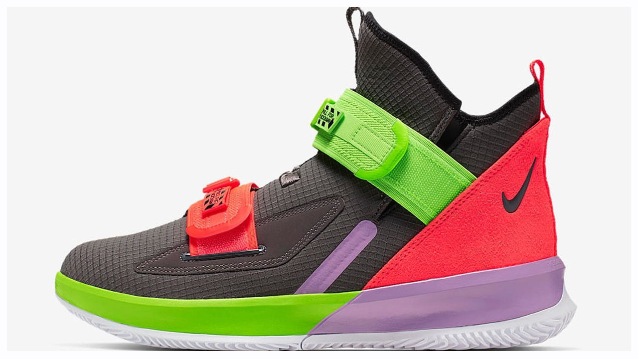 low priced 35d13 a2fca The Nike LeBron Soldier 13 is Available Now - WearTesters