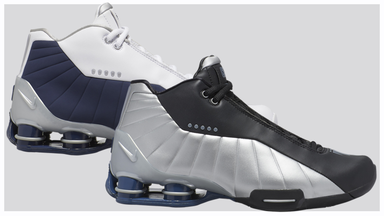 Two Original Nike Shox BB4 Colorways May be Re-Releasing in June ...