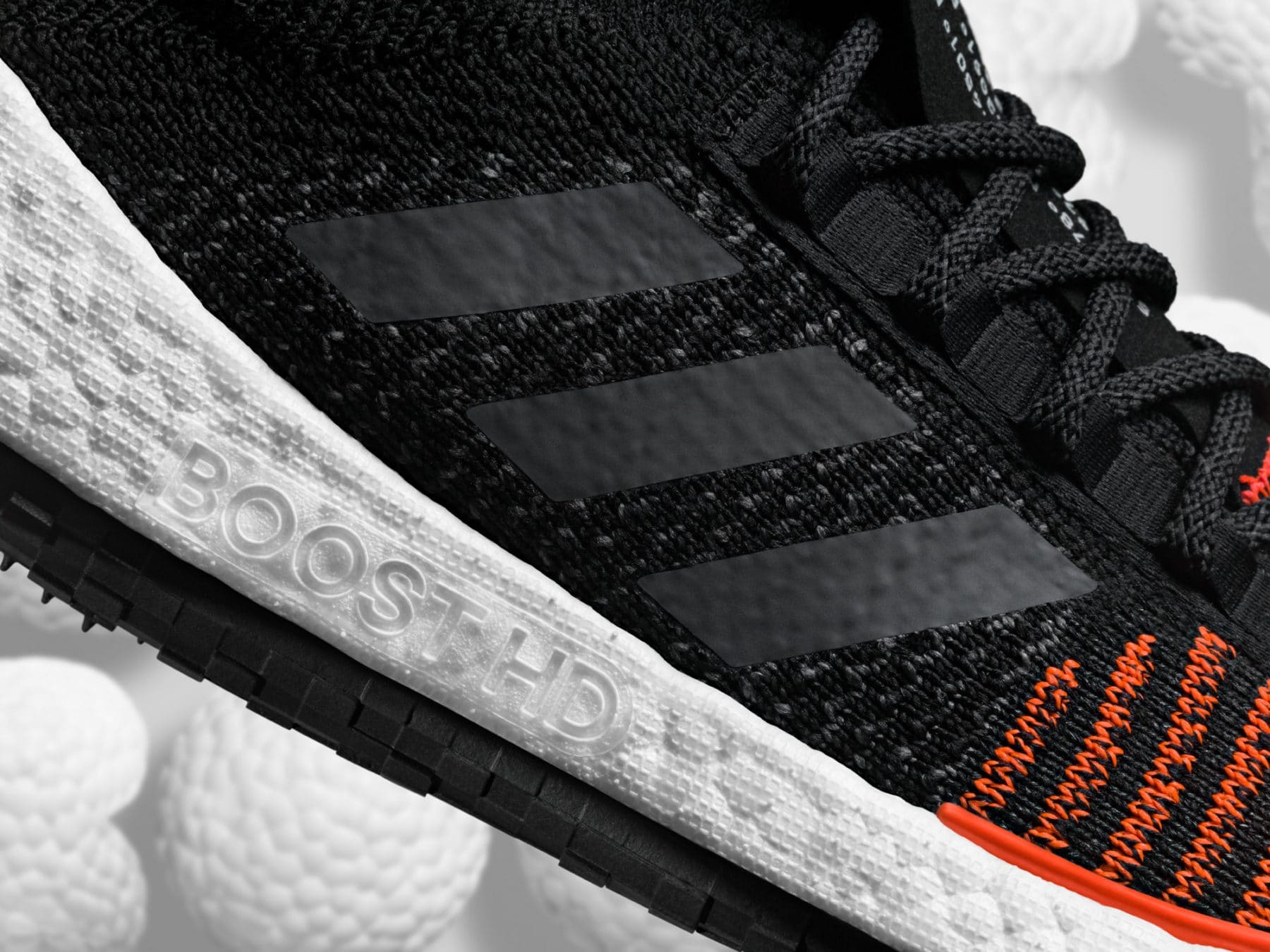 adidas Officially Unveils BOOST & The New Energy Boost