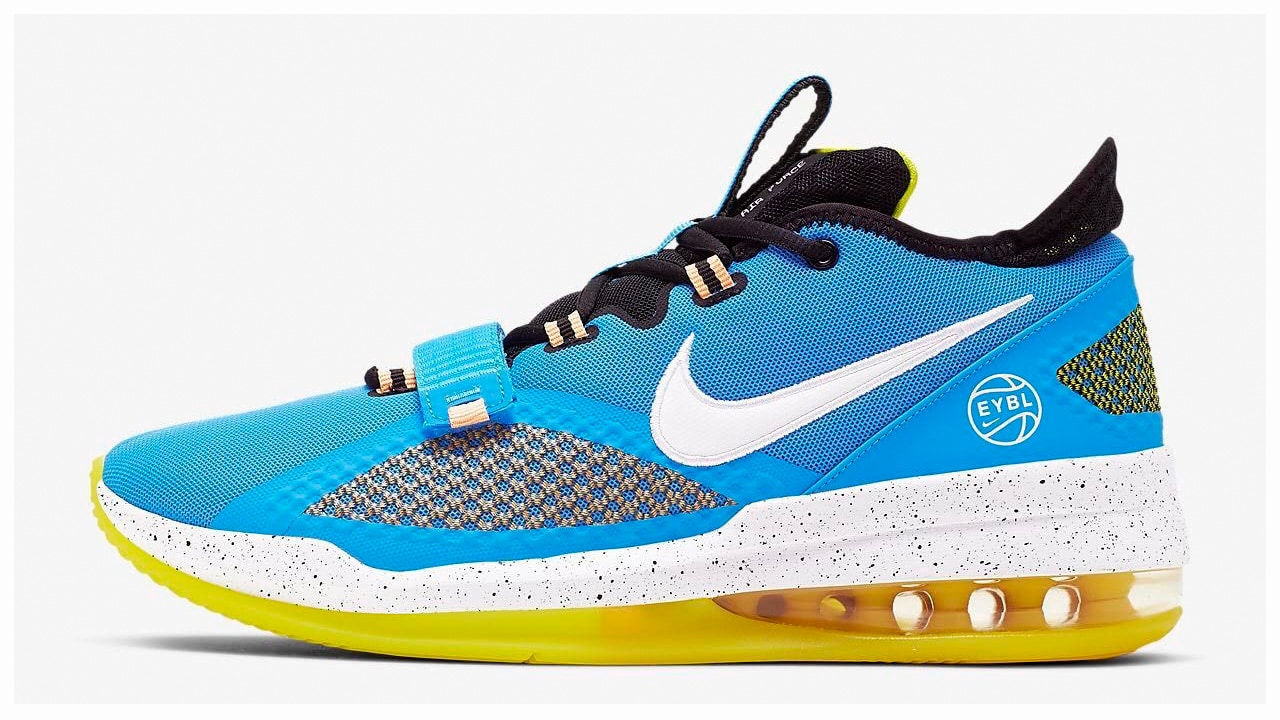 Nike Air Force Max Low Appears in an EYBL Colorway WearTesters