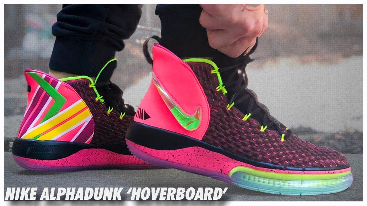 Nike AlphaDunk 'Hoverboard' | Detailed Look and Review