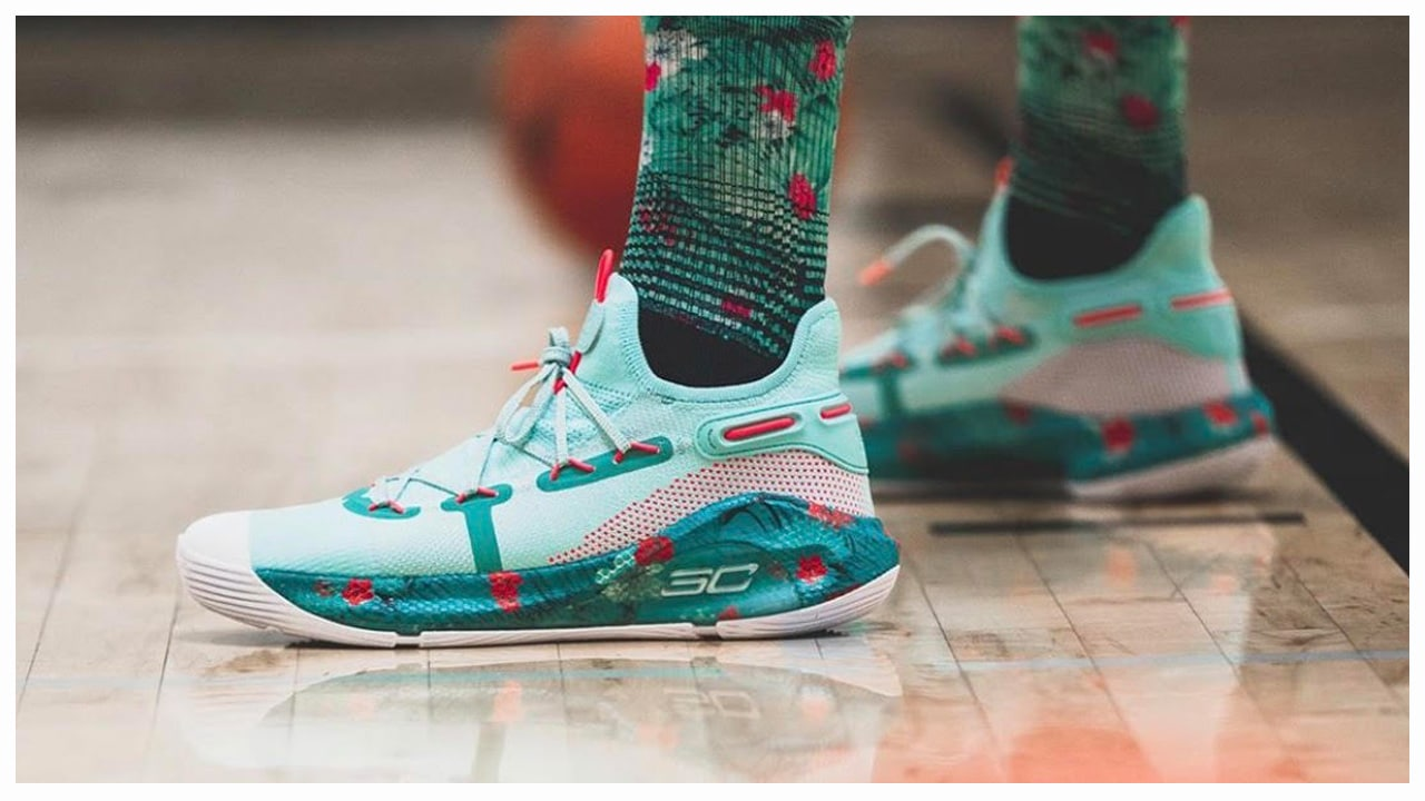 the best attitude 3c906 79282 Stephen Curry's UA Curry 6 SC30 Select Camp PE to Release