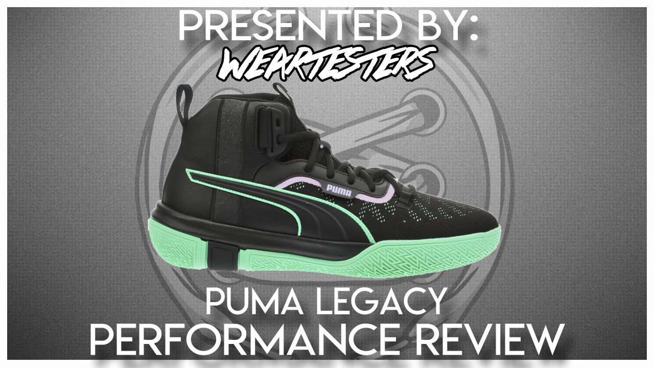 Jalique Gabay Weighs in on the PUMA Legacy WearTesters